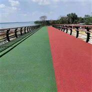 静安区彩色路面防滑涂料MMA粘接剂配比